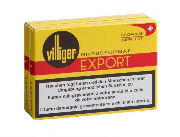 VILLIGER EXPORT Gepresst