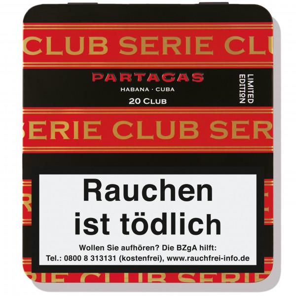 PARTAGAS SERIE Club