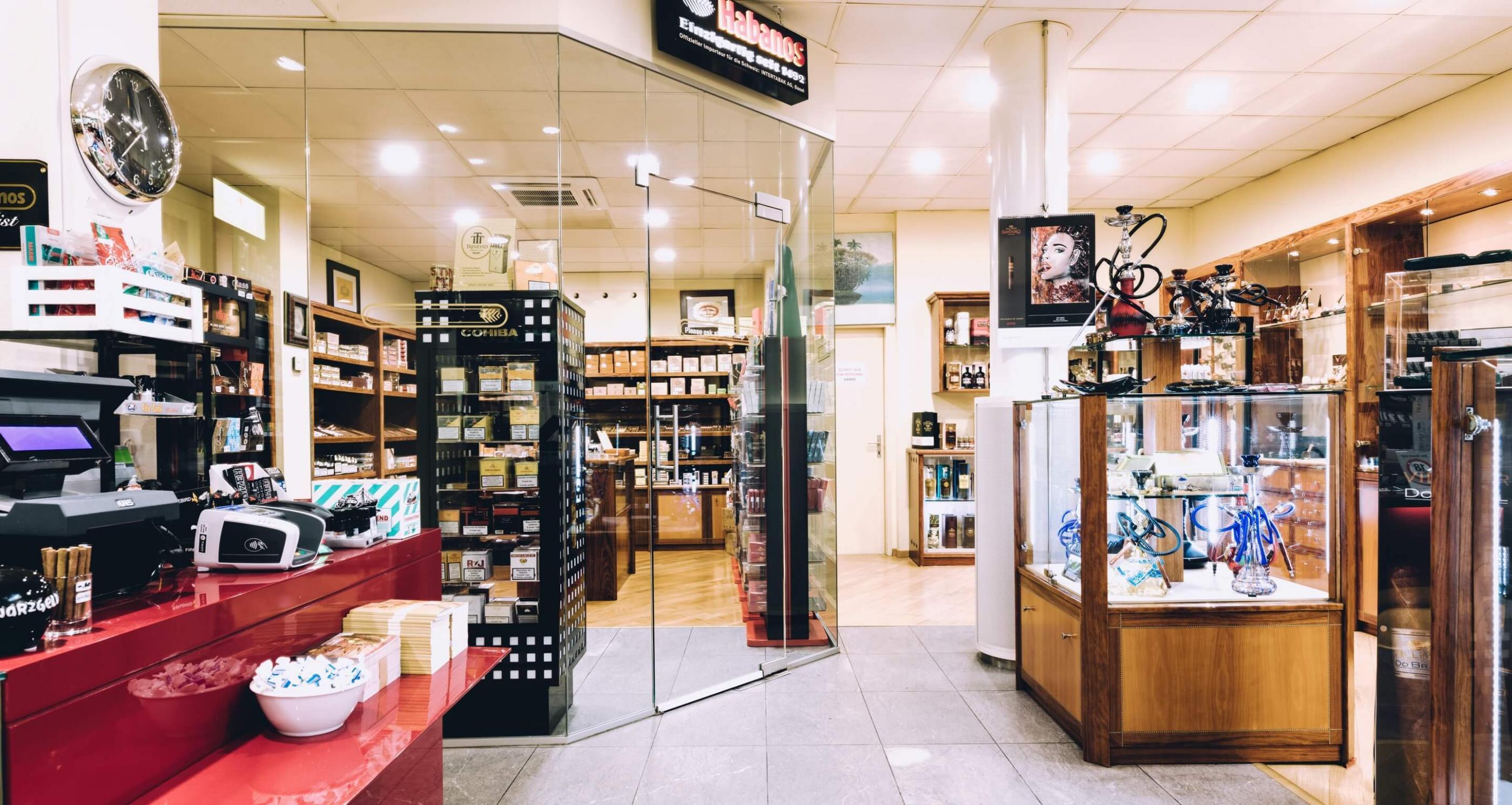 Villiger Shop Bern