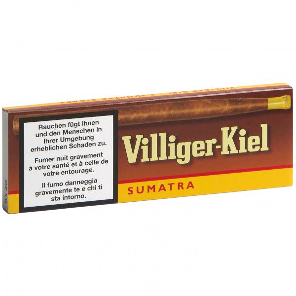 VILLIGER KIEL Sumatra