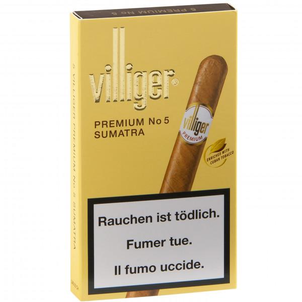 VILLIGER PREMIUM No 5 Sumatra