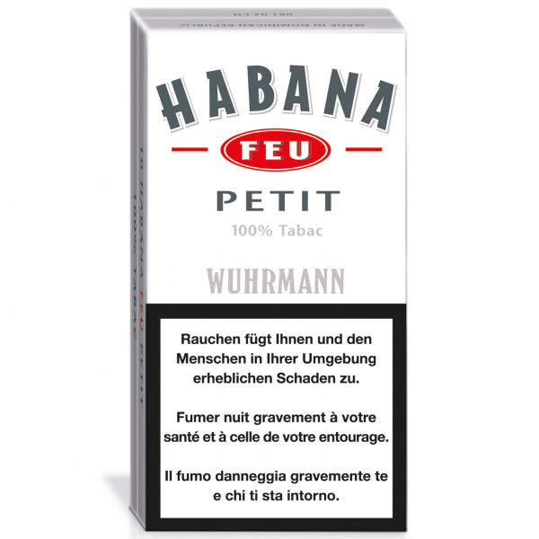 HABANA FEU Petit
