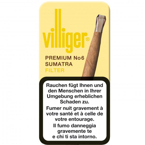 VILLIGER PREMIUM NO 6 Sumatra