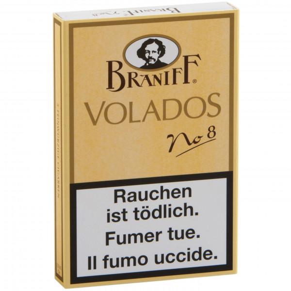 BRANIFF VOLADOS No 8