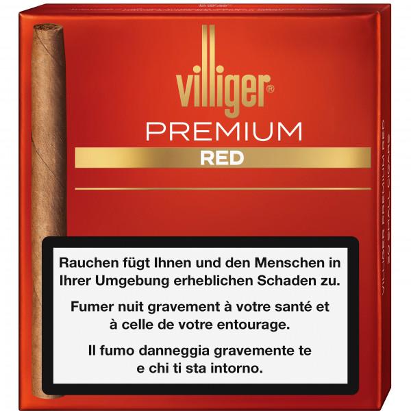 VILLIGER PREMIUM Red