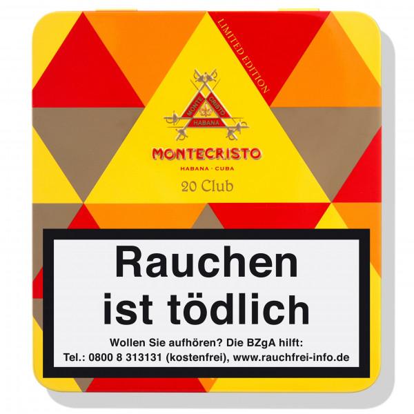 MONTECRISTO TIN 2018 Club