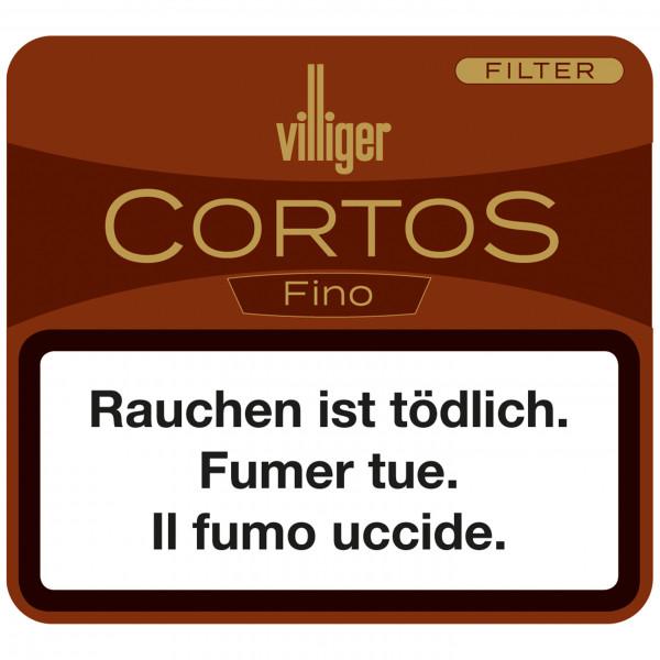 VILLIGER CORTOS Fino Filter