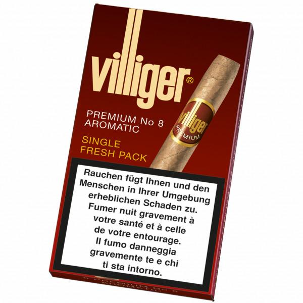 VILLIGER PREMIUM No 8 Aromatic