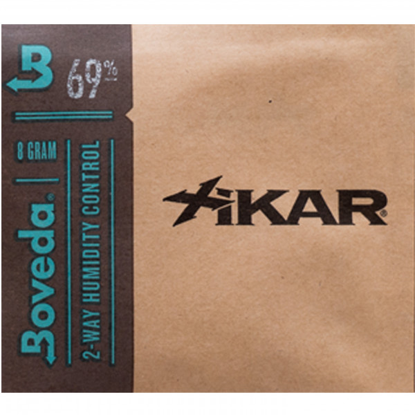 XIKAR BOVEDA 8 Gramm Pockets 69%
